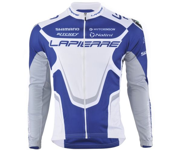 Lapierre Long Sleeve Race Thermal Jersey df66cc714