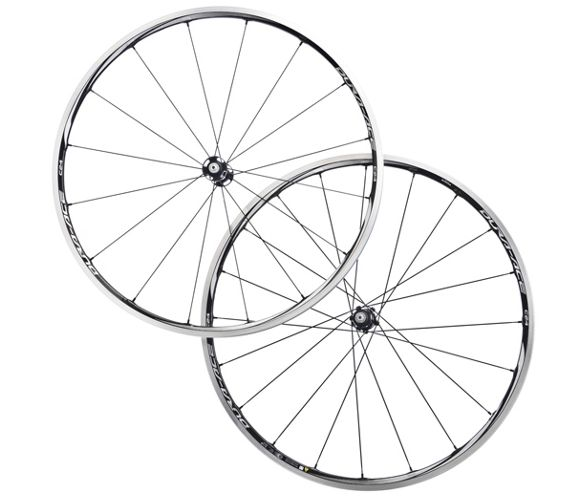 0faed68cba6 Shimano Dura-Ace 9000 C24 Clincher Wheelset | Chain Reaction Cycles