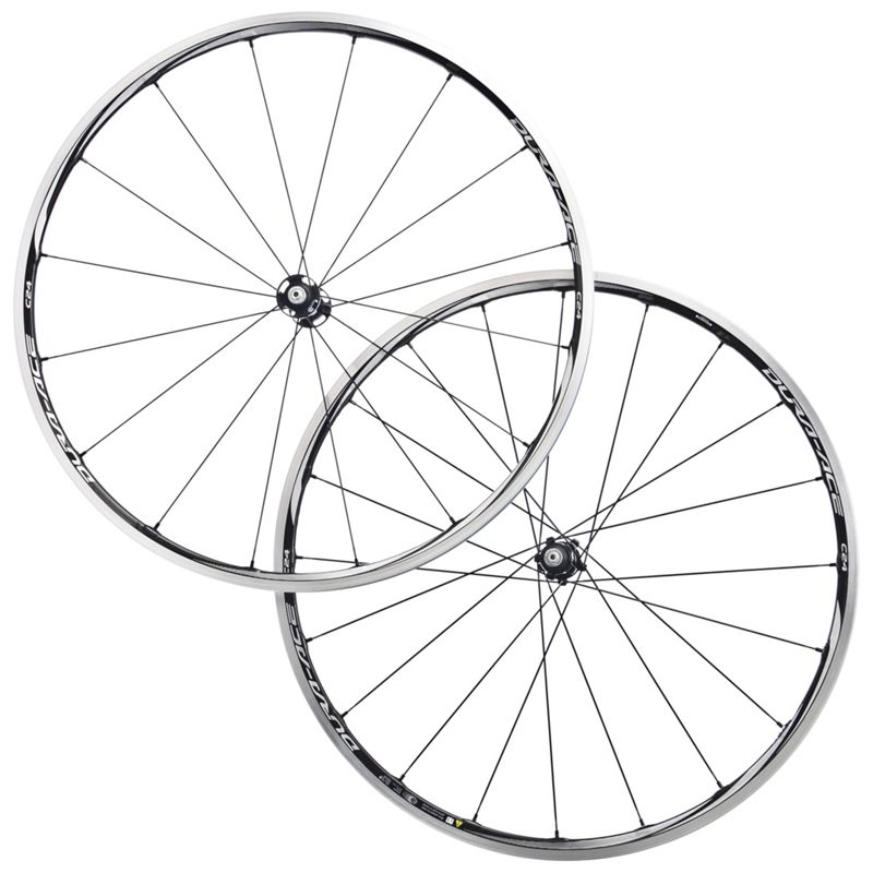 Shimano Dura-Ace 9000 C24 Clincher Wheelset