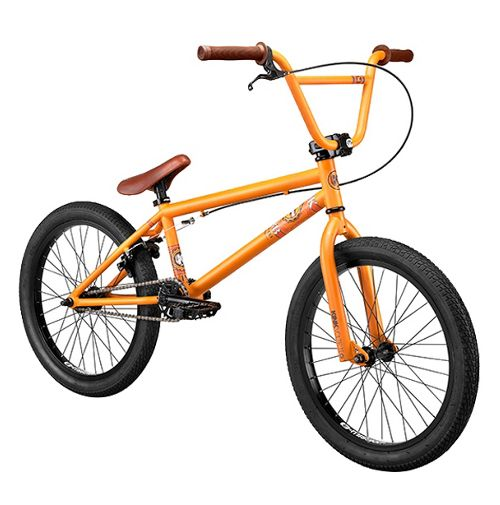 Kink Curb BMX Bike 2013   Chain Reaction Cycles