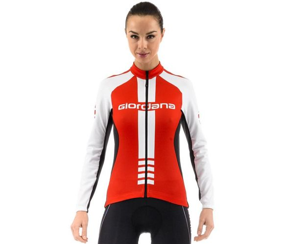 ac6d9b1d6 Giordana Donna Silverline Long Sleeve Jersey 2013
