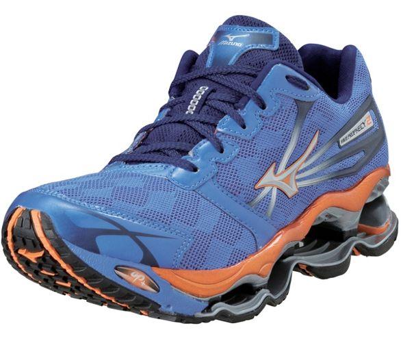 huge discount ea373 8ec4c Mizuno Wave Prophecy 2 Women's Shoes AW13