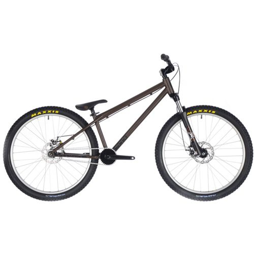 Kona Downside Dirt Jump Bike 2012 | Chain Reaction Cycles